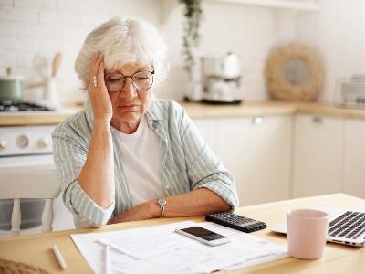 Evitar la depresión en los mayores