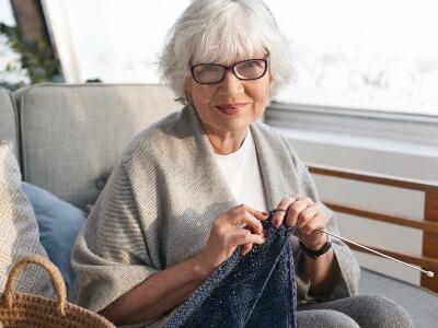 Manualidades para las personas mayores