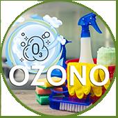 Servicio de limpieza con ozono en Bilbao